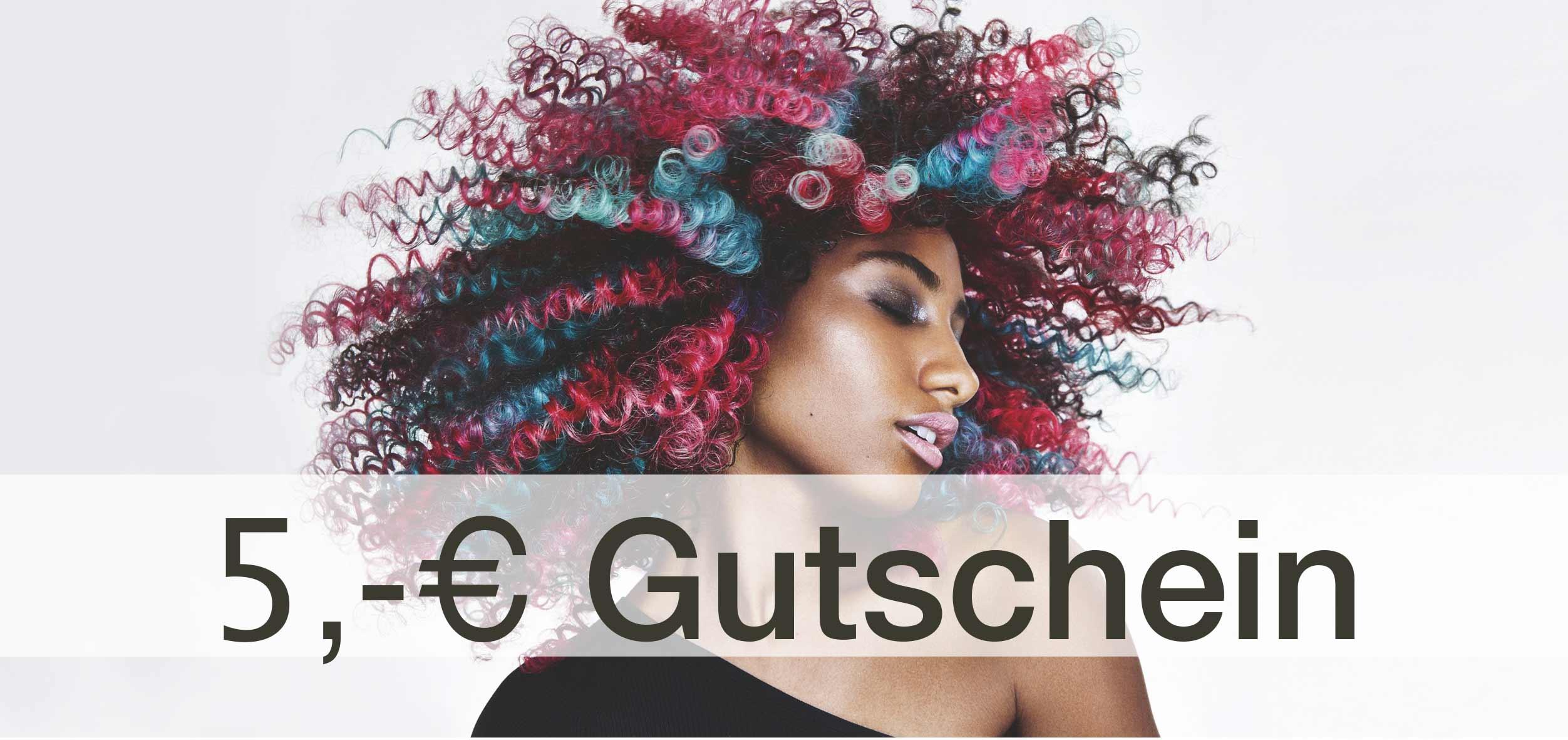 5 Euro Gutschein Webseite